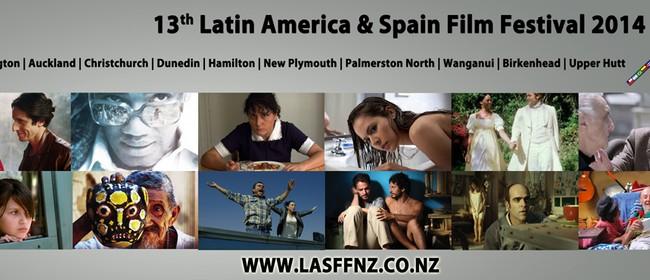 13th Latin America & Spain Film Festival (LASFF)