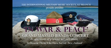 In War & Peace - Massed Bands Concert