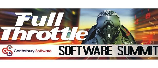 Canterbury Software Summit