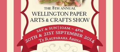 Paper Arts & Crafts Show