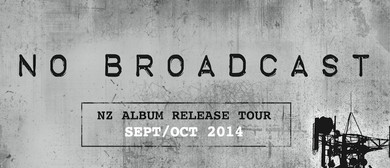 No Broadcast Album Release Tour