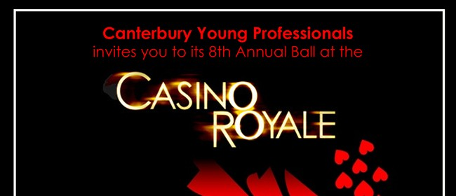 Canterbury Young Professionals 'Casino Royale' Ball