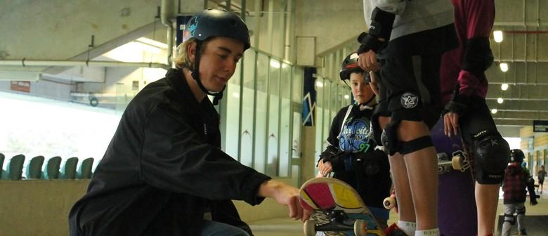 Skate Safe Skateboard Jam & Learn to Skateboard Sessions