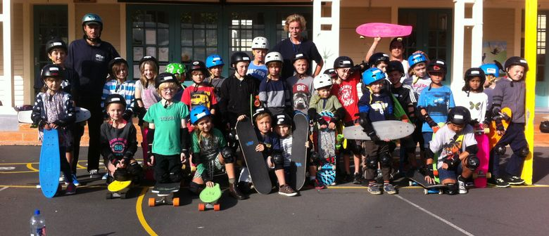 Skateboard School Holiday Programme Term 3
