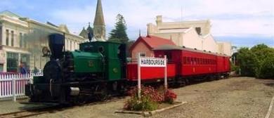 Oamaru Steam and Rail Workshop