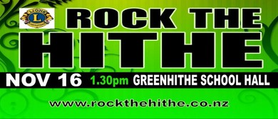 Rock the Hithe 2014