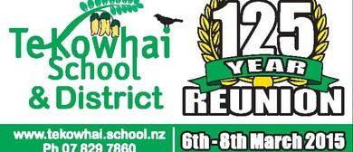 Te Kowhai School & District 125th Reunion