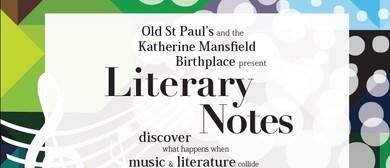 Literary Notes - Hinemoana Baker