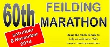 60th Feilding Marathon and 18th Roy Lamberton Memorial Half