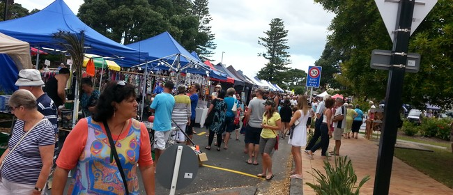 Orewa Beach Boulevard Arts Fiesta & Market Day