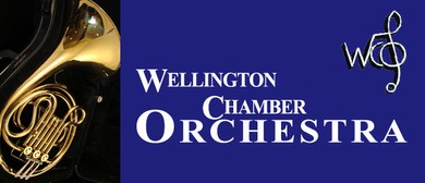 Wellington Chamber Orchestra (WCO): Sunday Concert