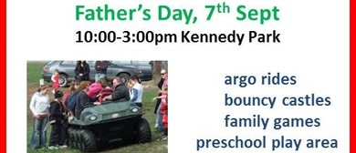Family Fun Day on Fathers Day