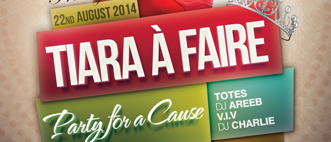 Tiara À faire : Party for a Cause