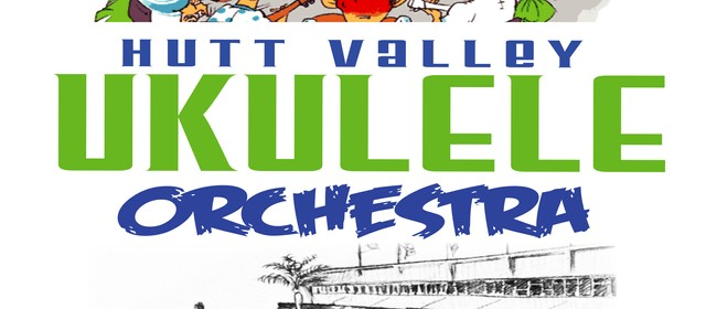 Hutt Valley Ukulele Orcherstra