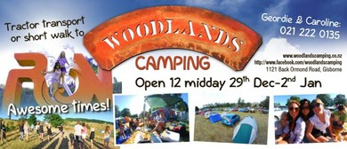 Woodlands Camping