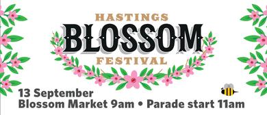 Hastings Blossom Breakfast Market