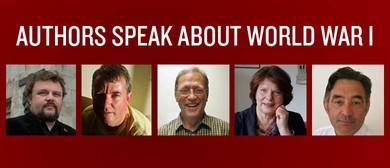 Authors speak about World War I