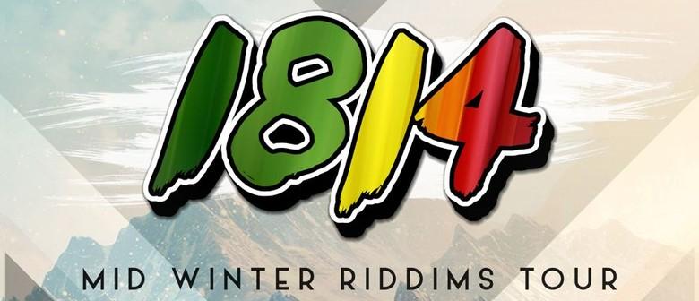 1814 Mid-Winter Riddims Tour