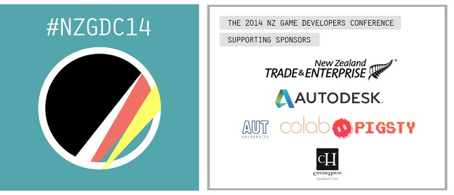 NZGDC14 - The NZ Game Developers Conference 2014