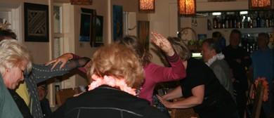 Greek Taverna Bouzouki Night