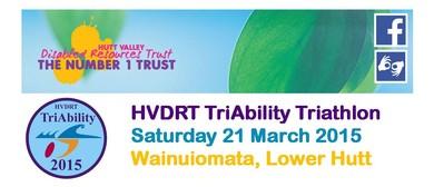 HVDRT TriAbility Triathlon