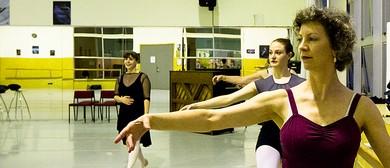 Adult Open Ballet Classes