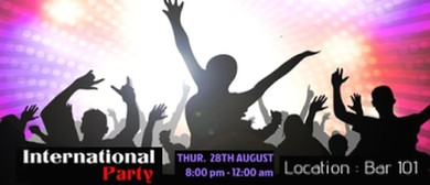 AUISN Presents : International Party