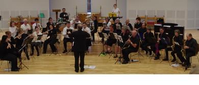 CSM Christchurch Concert Band (and friends) Concert
