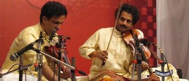 Violin Maestros in City