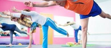 Yoga Continuing 8 Week Course