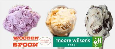 Wooden Spoon Boutique Freezery: Keep Calm & Eat Ice Cream