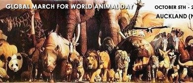 World Animal Day Global March and Rally