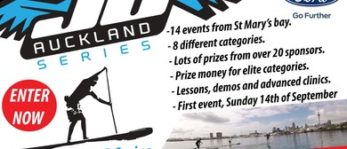 JC Auckland SUP Series