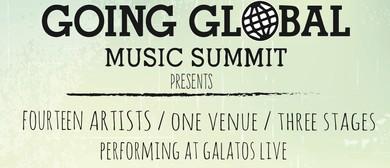 Going Global Music Summit Showcase One