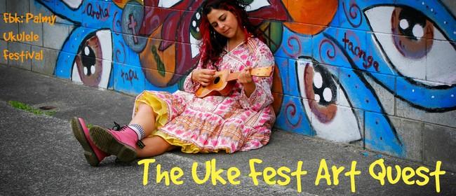 Uke Fest Art Quest