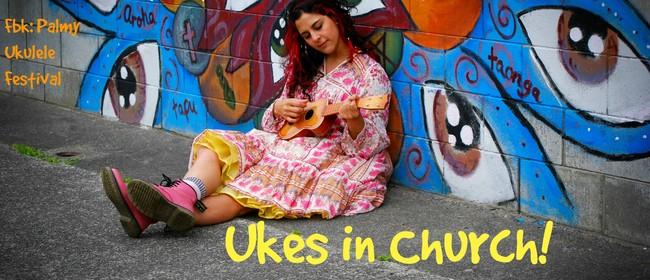 Ukes In Church