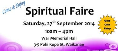 Spiritual Faire