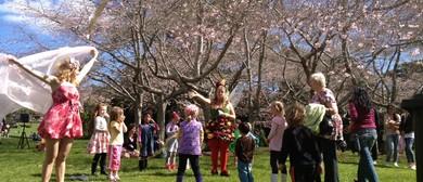 Cherry Blossom Sundays