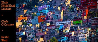 Creative Jazz Club: Blair Latham - Return from Mexico