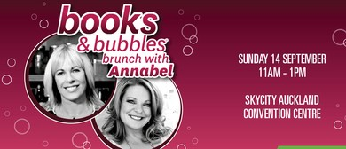 Exclusive Books and Bubbles Brunch