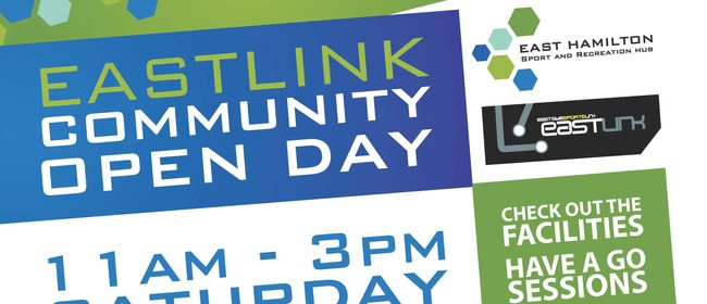 Eastlink Sports Community Open Day