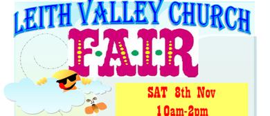 Leith Valley Church Fair