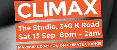 The Climax Concert: Maximising Action On Climate Change