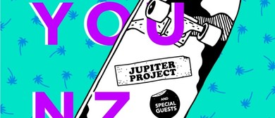 Jupiter Project 'With You' NZ Tour