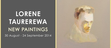 Lorene Taurerewa: New Paintings (2014)