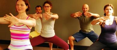 Calligraphy Yoga Beginners Course