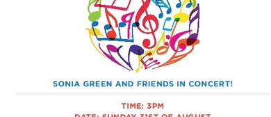 Sonia Green and Friends in Concert