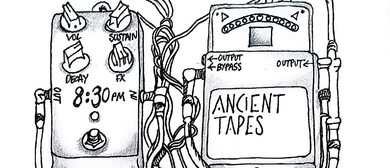 Ancient Tapes, Invisible Threads & Pink Bats