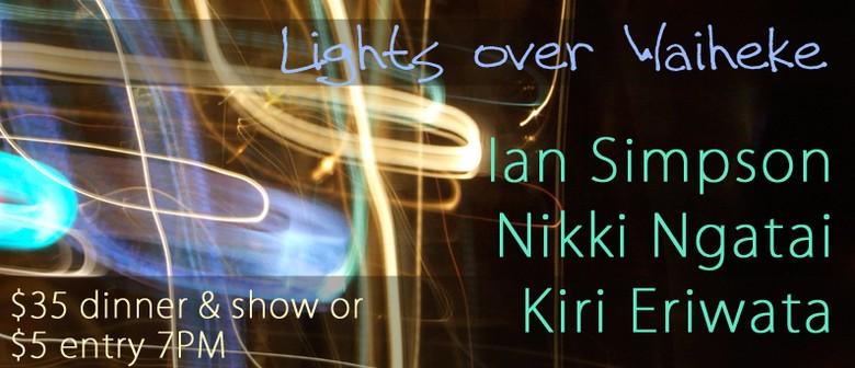 Kiri Eriwata : Lights over Waiheke