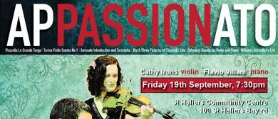 Appassionato - Violin and Piano Concert
